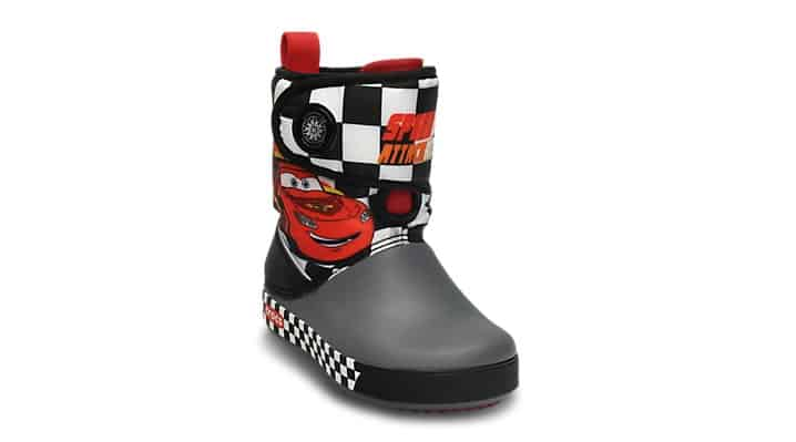 Crocs™ Crocband II.5 Cars® Gust Boot Lightning McQueen