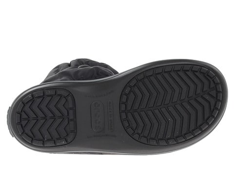 Crocs™ Winter Puff Boot - Black Charcoal