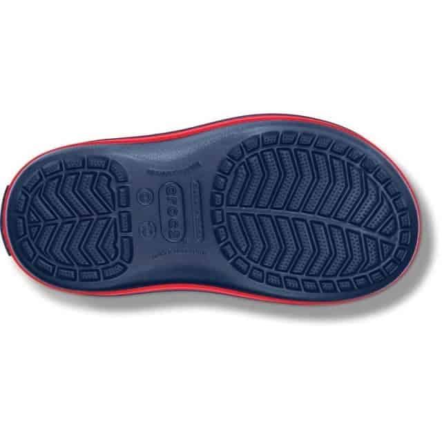 Crocs™ Winter Puff Boot Kids - Navy Red