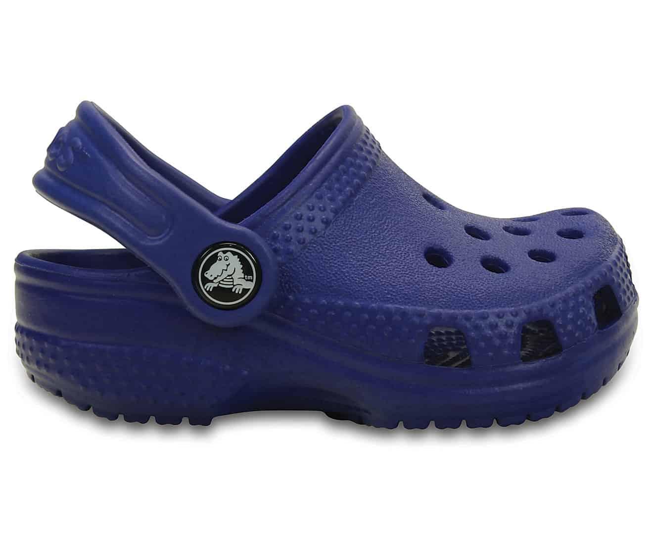 Crocs Littles Cerulean Blue 11441-4O5