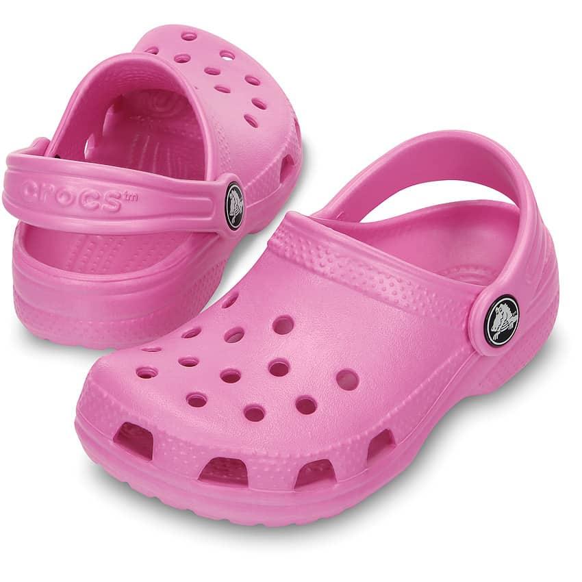 Crocs™ Kid's Classic Party Pink