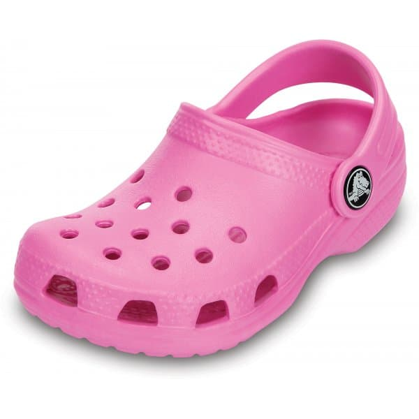 Crocs™ Kid's Classic Party Pink