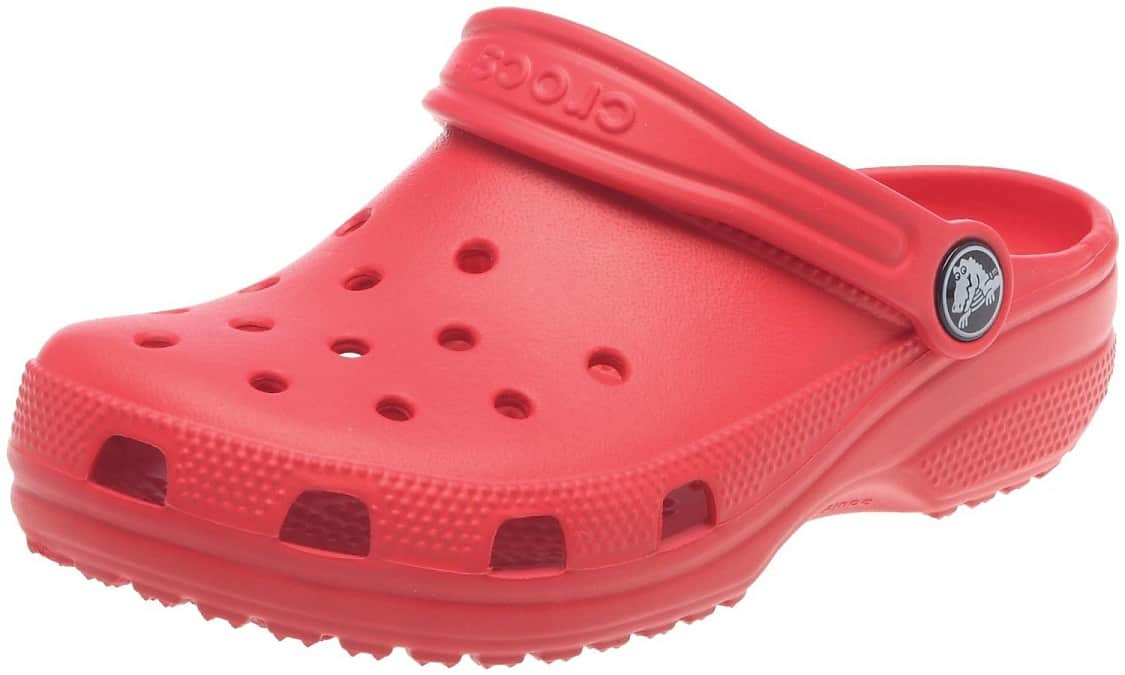 Crocs™ Kids Classic Red