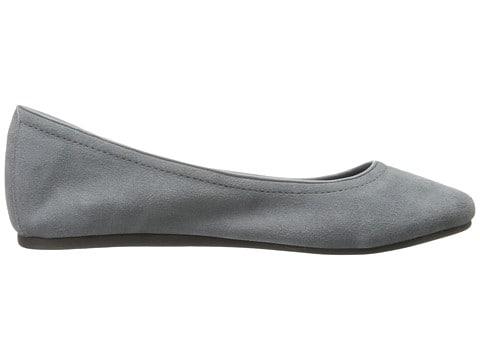 Crocs Women's Lina Suede Flat Grey