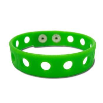 Jibbitz Kids Bracelet Green