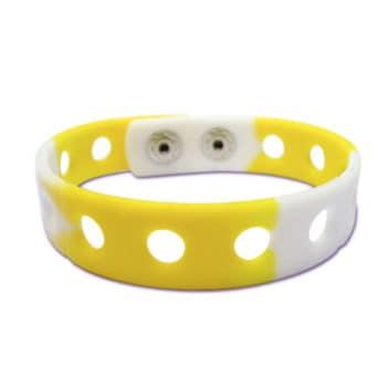 Jibbitz Kids Bracelet Yellow White