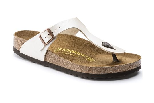 Birkenstock GIZEH Birko-Flor Graceful Antique Lace 943871