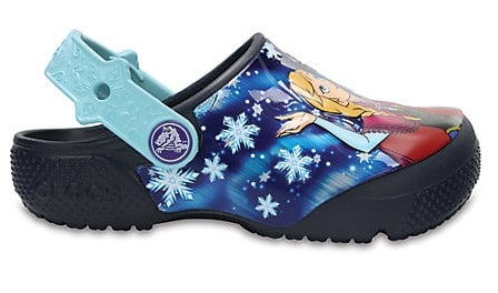 Crocs Fun Lab Frozen™ Clogs Navy