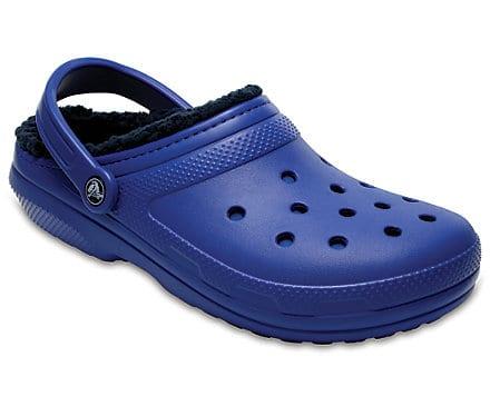 Crocs Classic Lined Clog Blue Jean Navy 203591 - 4HD