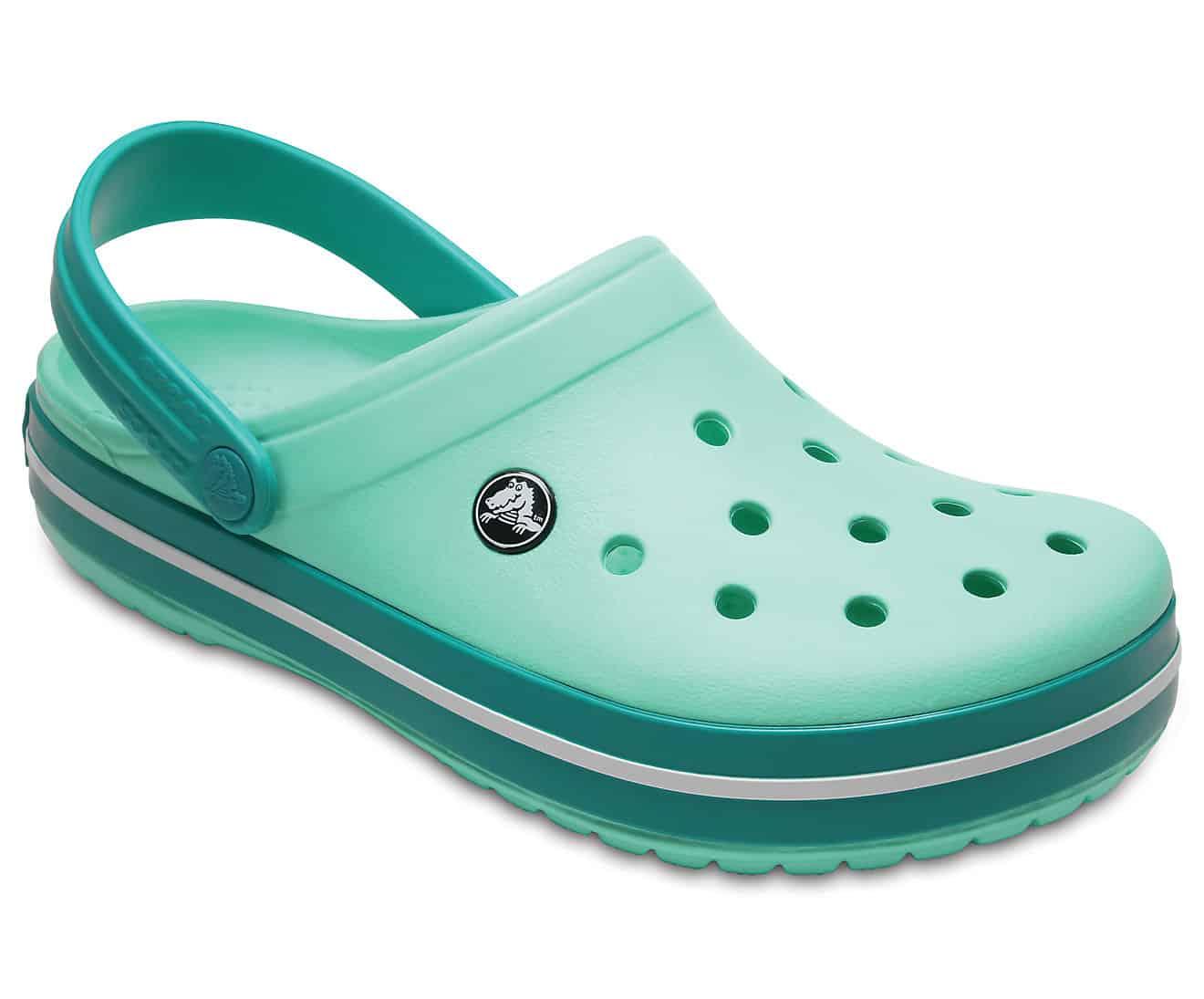 Crocs Crocband New Mint Tropical Teal 11016 - 36R