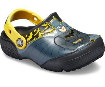 Crocs Fun Lab Iconic Batman™ Clogs Black