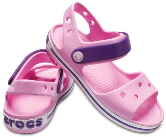 Crocs Crocband Sandal Kids Carnation Amethyst 12856 - 6AI