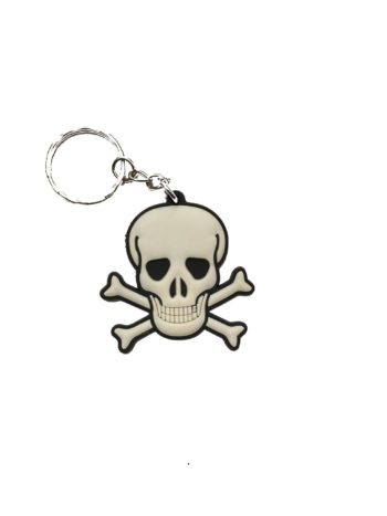 Key Chain Danger Skull 2