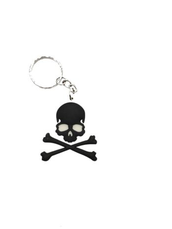 Key Chain Danger Skull