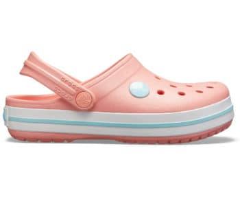 Crocs Crocband Kids Clog Melon Ice Blue 204537 - 7H5