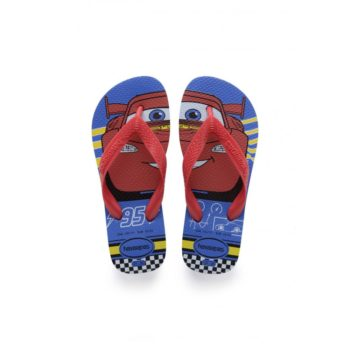 Havaianas Kids Cars Blue Star / Ruby Red