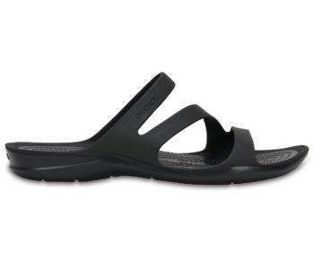 Crocs Swiftwater Sandal Black/Black 203998 - 060