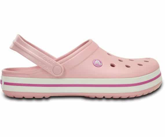 Crocs Crocband Clog Pearl Pink Wild Orchid 11016 - 6MB