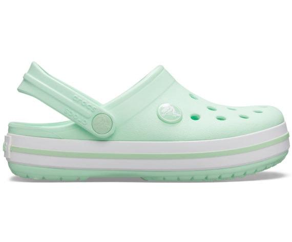 Crocs Crocband Kids Clog Neo Mint 204537 - 3TI