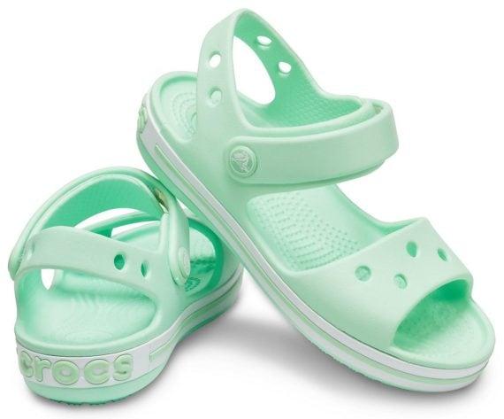 Crocs Crocband Sandal Kids Neo Mint 12856 - 3TI