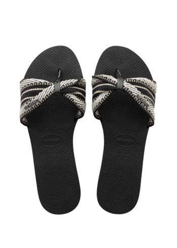 Havaianas You Saint Tropez Fita Black 4144364.0090