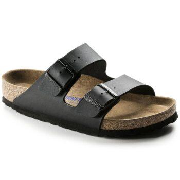 Birkenstock Arizona Soft Footbed Birko-Flor Black 0551251/0551253