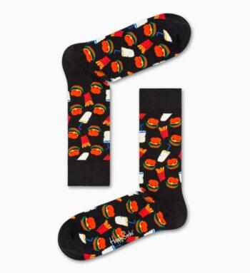 Happy Socks Hamburger Sock HAM01-9000