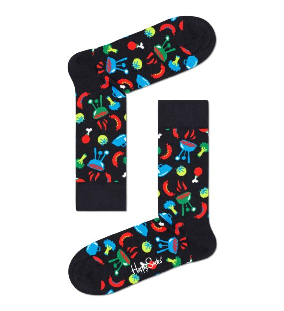 Happy Socks Barbeque Sock BAR01-9300