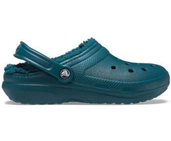 Crocs Classic Lined Clog Evergreen 203591 - 375