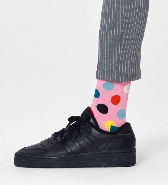 Happy Socks Big Dot Sock Pink BDO01-3000