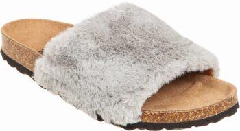 Adams Shoes Fuzzy Slide 708 - 21520