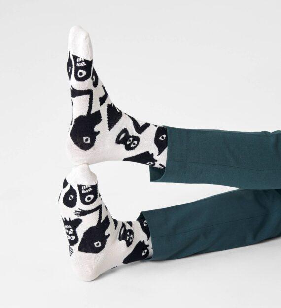 Happy Socks Nightmare Sock NGT01-9100